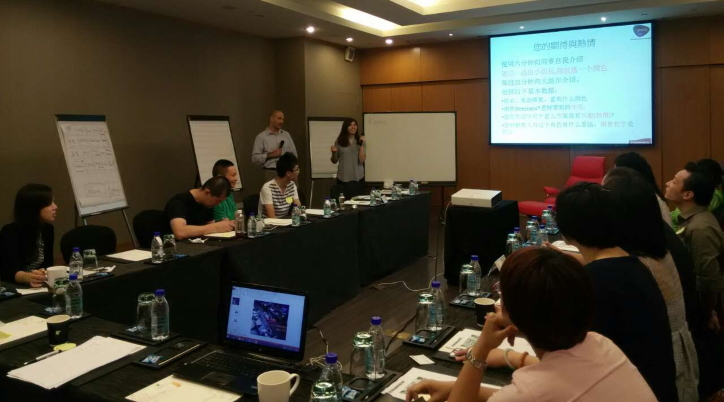 corporate skills training kaohsiung taipei taiwan