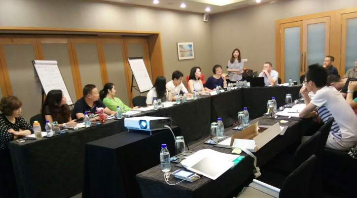 corporate training kaohsiung taipei taiwan