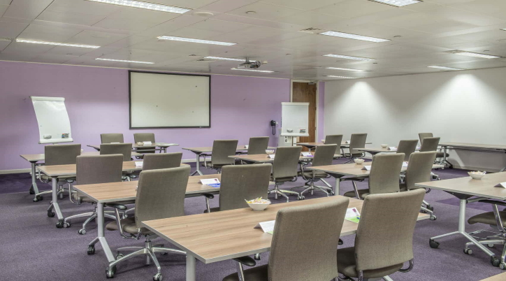 India corporate training room