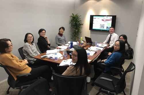 shanghai business english classes